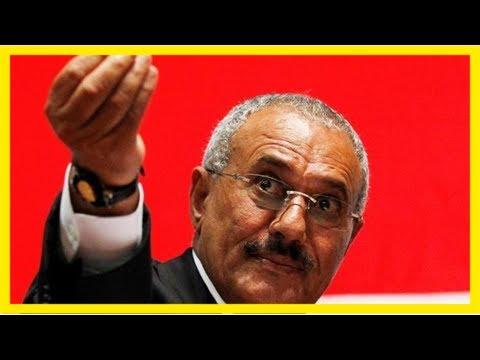 Killing of ali abdullah saleh changes dynamics of yemen's civil war