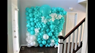 Balloon wall DIY | How To