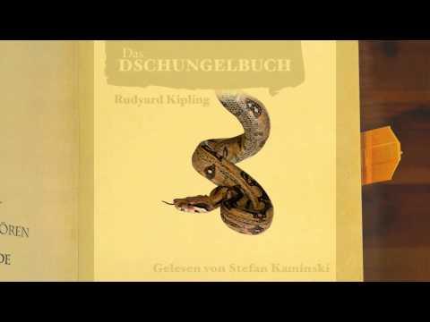 Das Dschungelbuch YouTube Hörbuch Trailer auf Deutsch