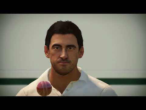 Ashes Cricket - Video