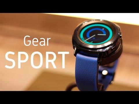 Samsung GEAR SPORT, ¡PRIMERAS IMPRESIONES!