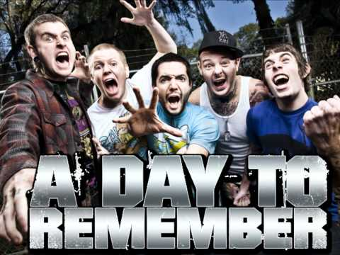 Stick & Bricks - A Day To Remember