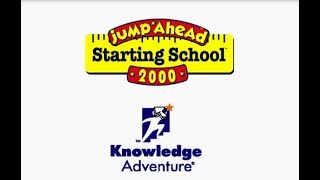 Jump Ahead Starting School (2000) PC Gameplay