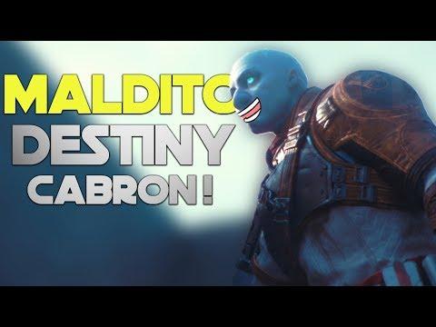 MALDITO DESTINY 2 - COSAS QUE PASAN MIENTRAS JUEGAS CRISOL thumbnail