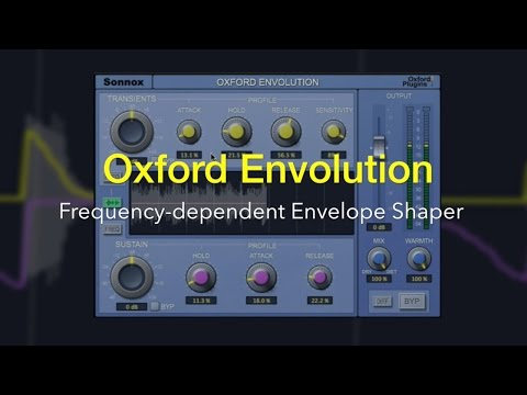 UAD Sonnox Envolution Overview