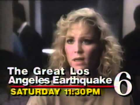 Great Los Angeles Earthquake Commercial