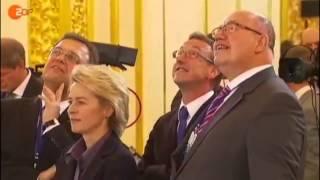 Putin fordert von Merkel Meinungsfreiheit!