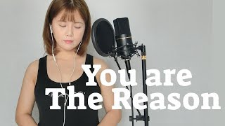 Calum Scott - You Are The Reason ( Cover by Sylvia )