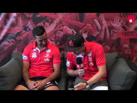 The Pitch 2014/15: Episode 15 - Paul Izzo