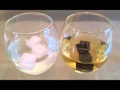 Where to buy whiskey Stones - Rock Ice cubes: What A Mistake!