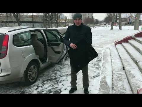Видео обзор ворсовые коврики Ford Focus II