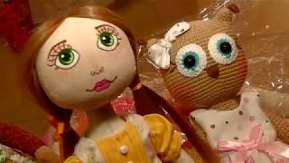 Сучасні іграшки ляльки годину без батьків / Отырар