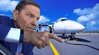 Preacher Defends Private Jet (Again) - Preston & Steve's Daily Rush