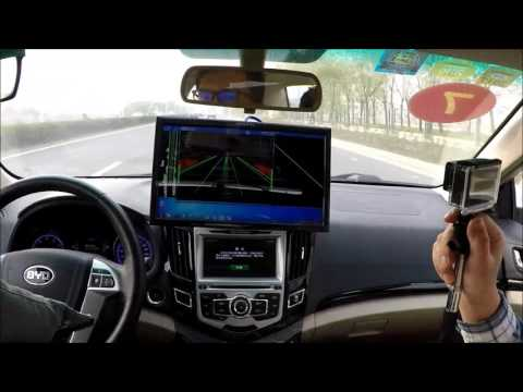 High automated driving in Changshu City. 2015 Oct.