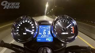 Top Speed 2017 Kawasaki Z900 RS
