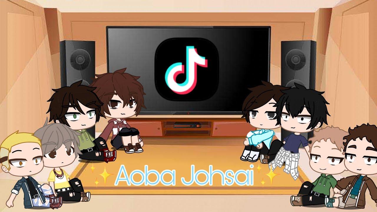 Download Aoba Johsai react to Tik Tok's ||✨||