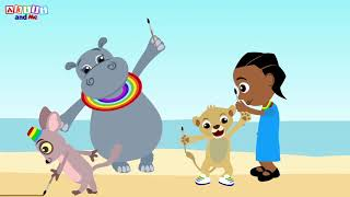 Best of Happy Hippo | Akili and Me | Cartoons for Preschoolers