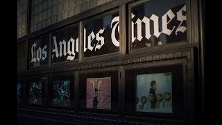 'Journalists are our lifeblood,' new Los Angeles Times owner says