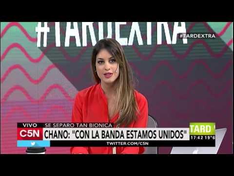 Para Chano, Tan Biónica es un capítulo cerrado
