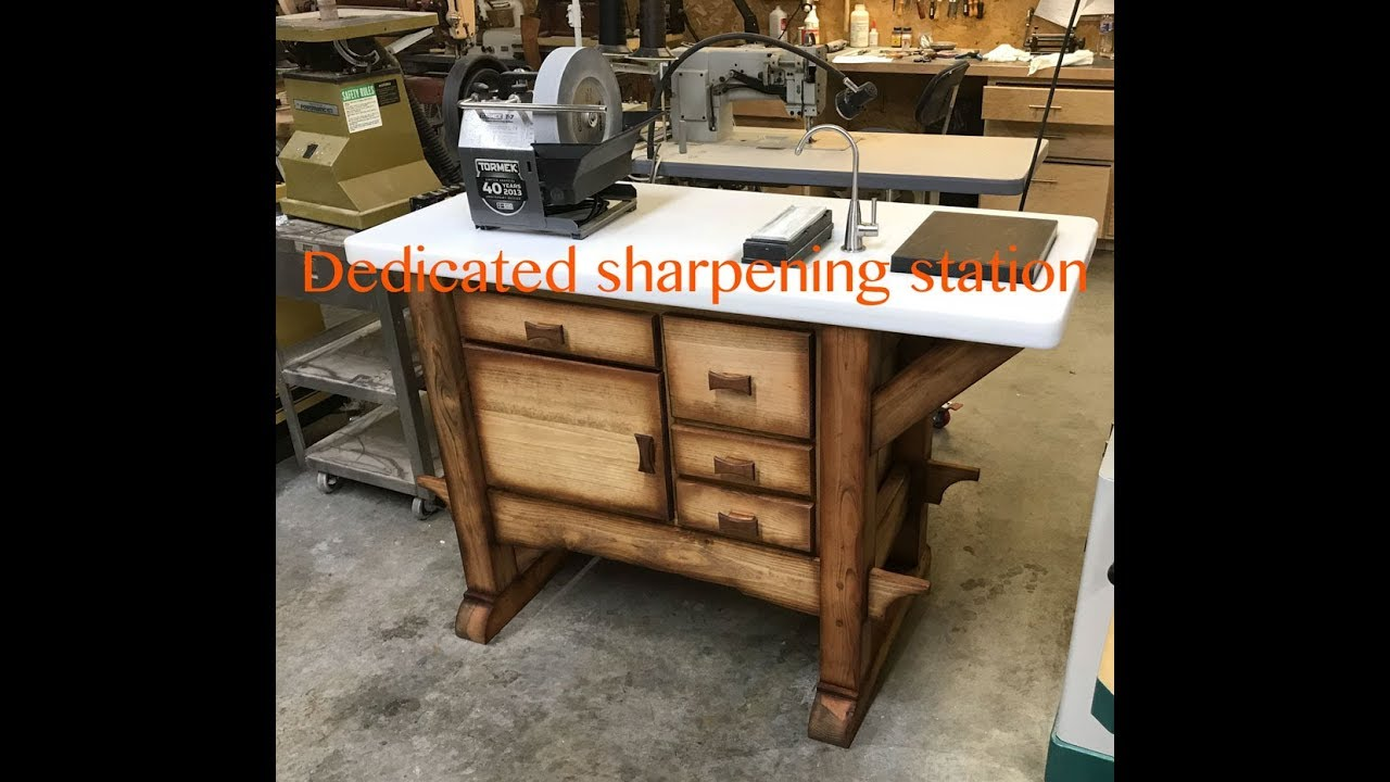 Paul Sellers Sharpening Station