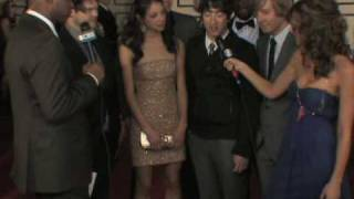 Download lagu The 50th Grammy Awards - Plain White Tees Red Carpet