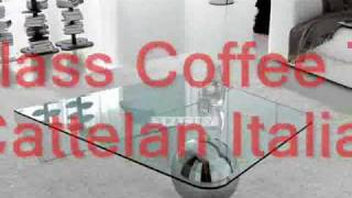 Glass Coffee Tables, Glass Top Tables.