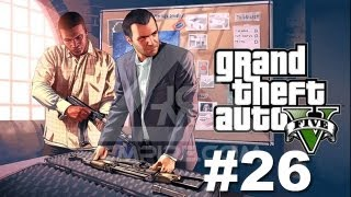 GTA V Walkthrough Part 26 - A TRAIL OF FIRE