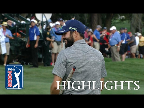 Highlights | Valspar Final Round | Adam Hadwin escapes the Snake Pit for the win