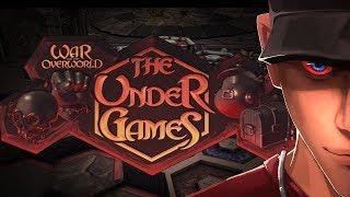 War for the Overworld The Under Games Lamash Level 1 - Banshee scream! | Let