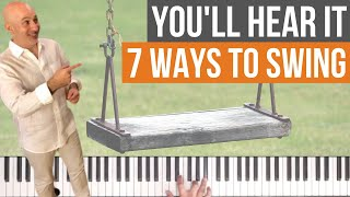 7 Ways to Swing - Peter Martin | You'll Hear It S3E8