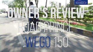 Road Prince Wego 150 - Owner