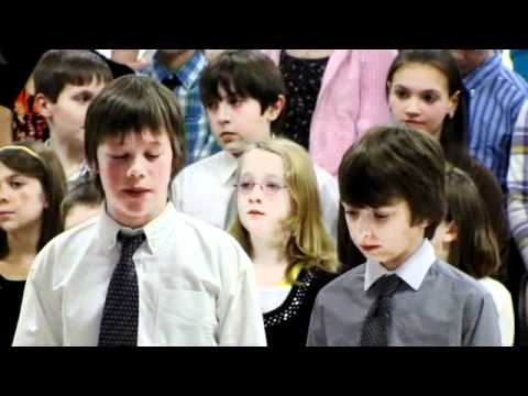 "10 Year Old Boys Sing Duet of Beatles Song ""Yesterday"""