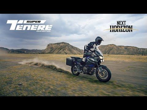 2018 Yamaha XT1200ZE Super Ténéré Raid Edition – Fill up with Adventure