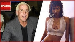 Ric Flair Claims He Had Sex With Halle Barry [He Also Named His Penis 'Space Mountain']