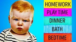 25 PARENTING DIYs YOU'LL BE GRATEFUL FOR