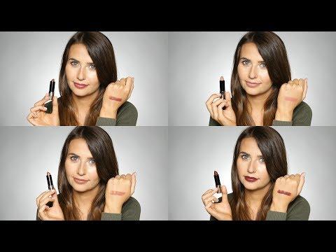 NEW Anastasia Beverly Hills Matte Lipstick Swatches (Cruelty Free & Vegan!) - Logical Harmony