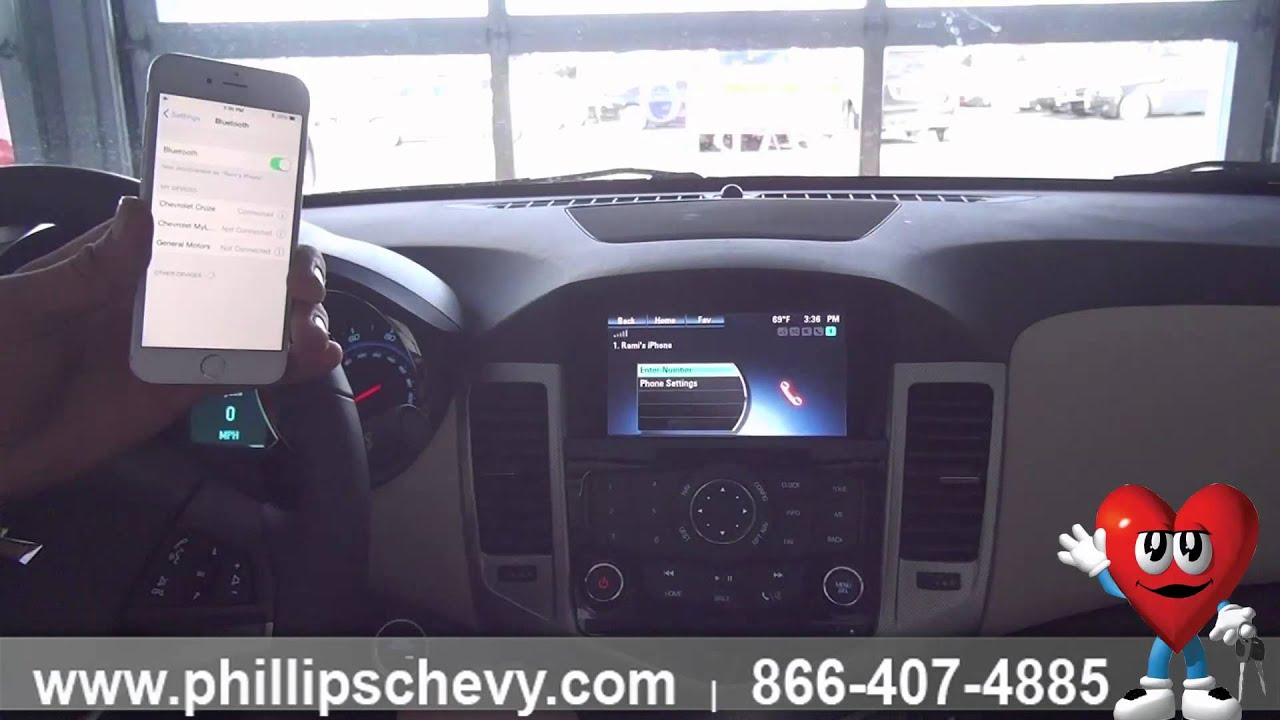 iphone bluetooth pairing 2015 chevy cruze pairing iphone 6 to bluetooth 11660
