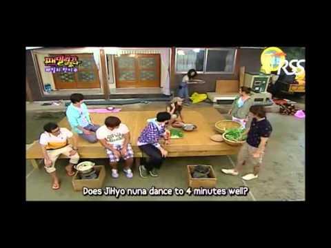 Running Man Funny Moments Part 1 (Korean Show)
