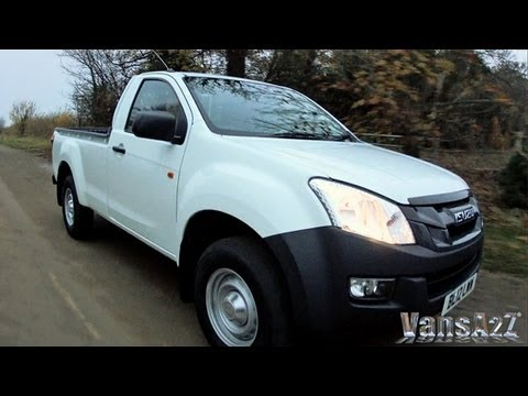 Isuzu D Max 2012 Single Extended Cabs Youtube
