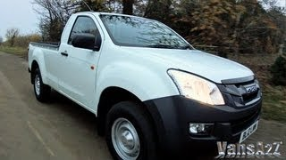 Isuzu D-Max 2012 - Single & Extended Cabs