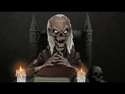 Байки из склепа мультфильм 1 сезон