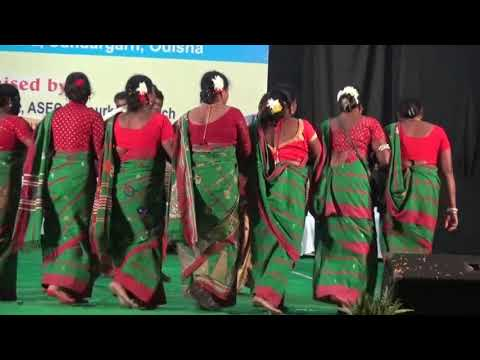 DISCO LANGRE ENEJ || INTERNATIONAL SANTAL CONFERENCE 2015
