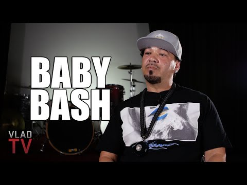 Baby Bash on Being a Hispanic Rapper But Not Gang Related, Raised Around Blacks