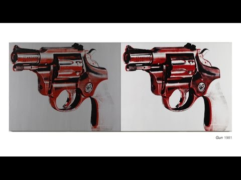 Andy Warhol's Gun