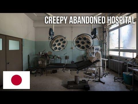 Creepy abandoned Hospital on an Island