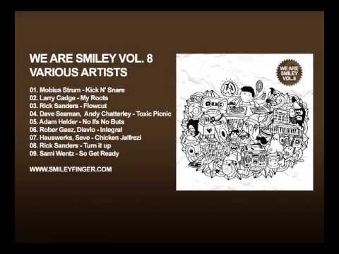 SFN090 We are Smiley Vol. 8 - Various Artists techouse deep house 2013