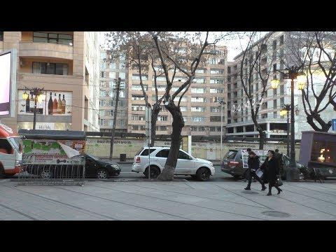 Yerevan, 14.01.20, Tu, Tsayramasain Taghamas Kentronum, Video-2.