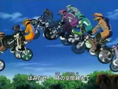 idaten jump bike - photo #13