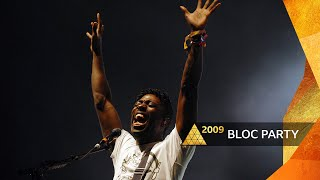 Bloc Party - This Modern Love (Glastonbury 2009)