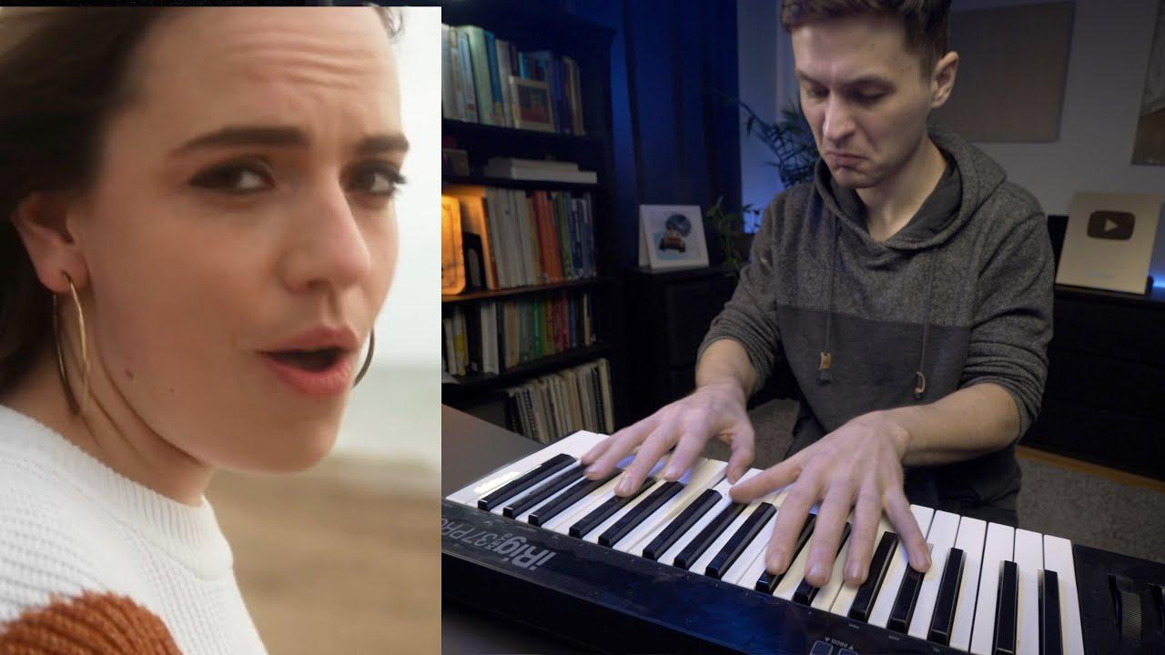 Mary Spender x Adam Neely x John Mayer - Last Train Home...PRE-COVER?